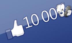 10 000 J\'aime Facebook PSPGen