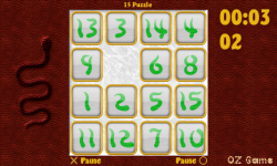15 puzzle 15