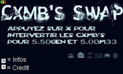 cxmb swap 1
