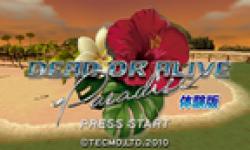 Dead or Alive Paradise Demo 0004