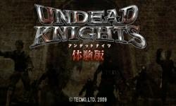 démo undead Knights 003