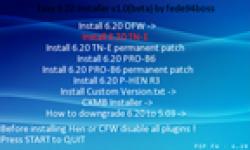 easy 6.20 installer 1.1 beta vignette
