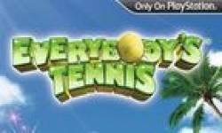 Everybody\'s Tennis PSP Packshot