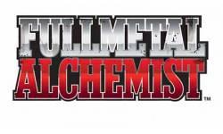 Fullmetal Alchemist logo