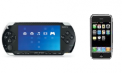 Icone PSP VS IPHONE