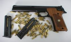 Ignacio arme a feu