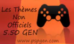 Les thèmes non officiels 5.50 GEN