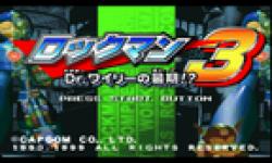 Megaman on the PSN 0001