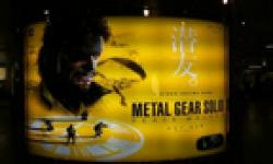Metal Gear Solid Peace Walker une campagne publicitaire stupéfiante vignette