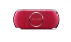 mini psp 3000 rouge
