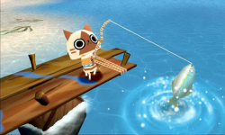 Monster Hunter poka poka felyne village s illustre avec d adoranme images006