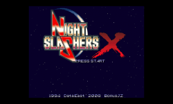 Nighty Slashers 2