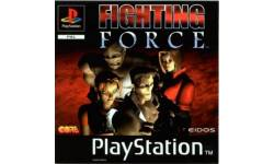 ps1 fighting force2