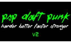 PSP Daft Punk v2 0