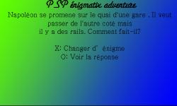 psp enigmatix 4