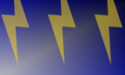 psp genesis lightning vignette icone head