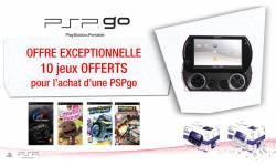 psp go promo 10 jeux offerts 01