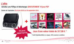 psp go promo 10 jeux offerts 02