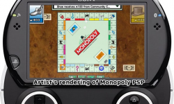 psp monopoly