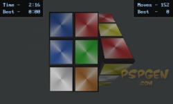 PSP Rubik\'s Cube 003