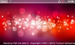 Raindrop PSP 002