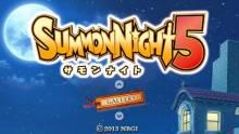 Summon Night 5 - 6