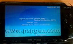 testing tool OFW 6 pspgen