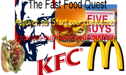 TheFastFoodQuest 1