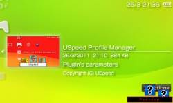 USPeed Profile Manager 1.0.25 004