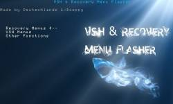VSH and Recovery Menu Flasher002