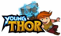 young thor logo