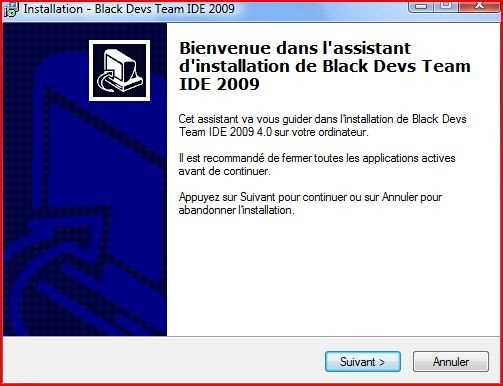 Black Dev Team\'s IDE 4 - 2