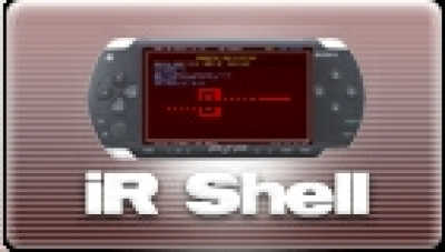 irshell pour psp