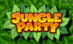 jungle party vignette