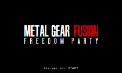 Metal Gear fusion mini jeux 002
