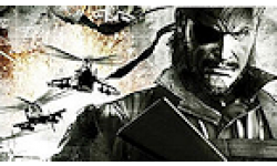 Metal Gear Solid Peace Walker MGS PW Preview PSP logo