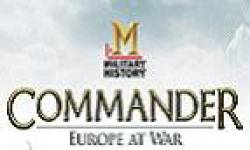 MILITARY HISTORY Commander Europe at War mini