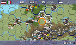 military history commander europe at war playstation portable psp 002