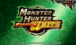 monster hunter freedom unite demo 20090524160831 0