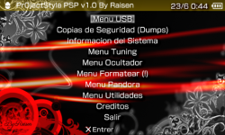 projectstyle psp 4